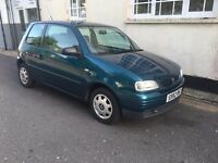 Seat Arosa - 1.4 Manual With A/C ! 24,000 GENUINE MILES
