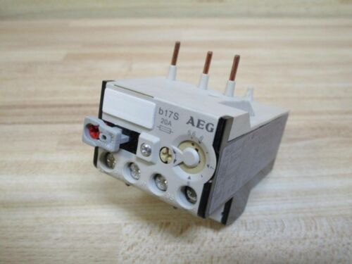 AEG 910-341-934-00 OVERLOAD RELAY -FREE SHIPPING-