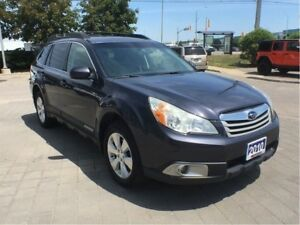 2010 Subaru Outback 3.6R LEATHER**POWER SUNROOF**