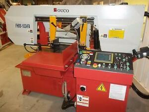 BRAND NEW HORIZONTAL BAND SAW FHBS-1824FA  (18''X24'')