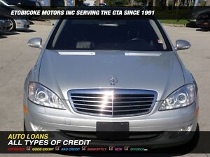 2007 Mercedes-Benz S-Class S550 / NAVIGATION/ PANORAMIC ROOF