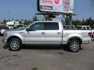 2009 Ford F-150 Platinum | Leather | Sunroof | Navigation | Edmonton Edmonton Area image 8