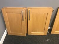 Moores Kitchen Units and worktop (used)
