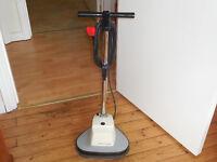 Electrolux floor polisher