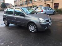 RENAULT CLIO 1.2 PETROL -- AUTOMATIC-- FULL YEAR MOT-- ONLY DONE 32K -- GOOD CONDITION-- ONE OWNER