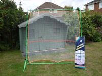 Shine Tennis Rebound Net