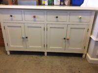 Light cream dresser