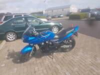 Kawasaki ZR7S 2001