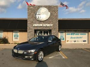 2013 BMW 3 Series CLEAN 320I XDRIVE! FINANCING AVAILABLE!