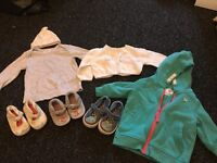 MEGA SALE CLOTHES BABY CLOTHESMENS FROM FREE TO £8.00 mostly next baby clothes message for pics etc
