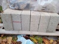 Spare Concrete Blocks for Sale (6 pieces only)