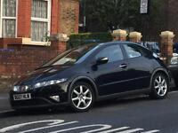 Honda Civic ex I VTEC HPI CLEAR £2199 ovno navigation/cd/radio