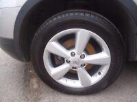 Nissan QASHQAI Acenta DCI,5 door hatchback,1 previous owner,2 keys,great looking car,good mpg