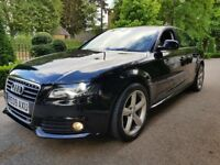 AUDI A4 2.0 TDI AUTOMATIC FULL AUDI SERVICE HISTORY MINT CONDITION LONG MOT XENON LIGHTS