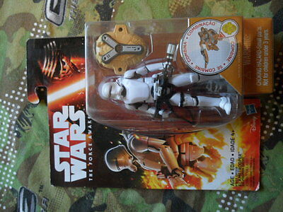 FLAMETROOPER STAR WARS THE FORCE AWAKENS 3 & 3/4 INCH FIGURE SEALED