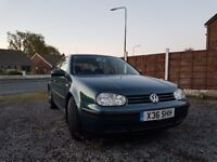 Mk4 Golf 4 80.000 miles only