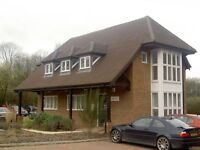 HAMPSHIRE, FRITH END - SEMI RURAL OFFICE WITH PARKING - FOR SALE