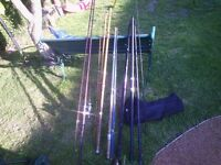 Fishing rods reel tackle