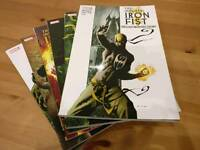 Marvel's Iron Fist - Collected Editions