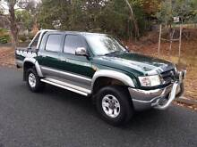 2003 Toyota Hilux 4x4 Dual Cab Ute Torrens Woden Valley Preview