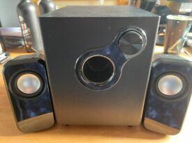 Polaroid 2.1 Speakers