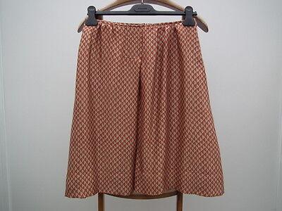 DRIES VAN NOTEN * Adorable silk skirt * Size 36 - US 6