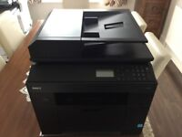 Dell 2355dn All In One Printer/Scaner/Copier/Fax 2 brand new toners!!!