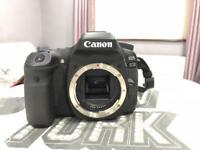 Canon 80D with 18-135mm USM kit Lens