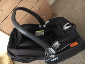 Mama & Papas Primo Viaggo 0+ Car seat with base