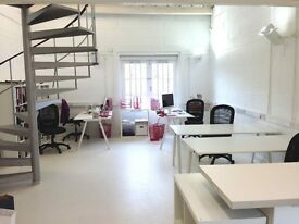 Amazing desk space to rent in design studio W10