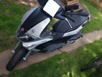 Gilera Runner ST 125cc 4 Stroke- Matt Panels & Alarm