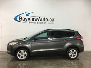 2015 Ford Escape SE - ECOBOOST! HITCH! HTD SEATS! REVERSE CAM...