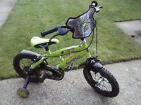 16 boy bike