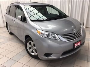 2016 Toyota Sienna LE *Former Daily Rental*