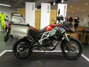 2017 BMW F800GS Adventure À PARTIR DE