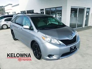2011 Toyota Sienna LE 8 Passenger FWD
