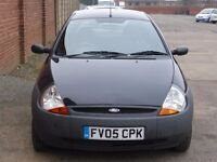 2005 Ford Ka Style 3 Door Hatchback...Cheap Tax...Cheap Insurance For First time Buyer!!!