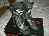 alpinestars boots smx plus