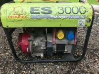 Pramac ES3000 Petrol Generator