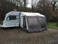 Outdoor revolution air awning