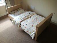 Mamas and Papas Maya Cot Bed - Good condition