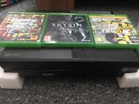 Xbox One 500MB and 3 Games