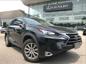 2017 Lexus NX 200t 1 Owner AWD Backup Cam Leather Bluetooth