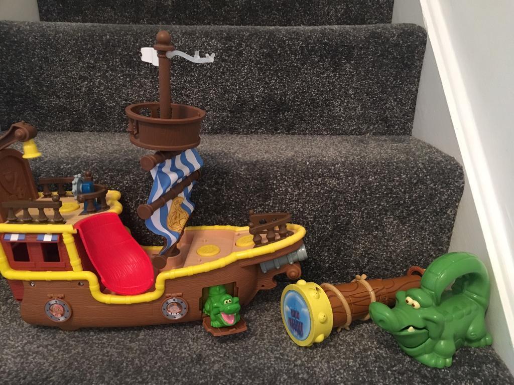 Jake and the Neverland pirates bundle