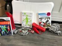 Nintendo Wii Console Limited Edition in Red