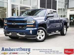 2016 Chevrolet Silverado Z71 - ONE OWNER, WIRELESS CHARGING!