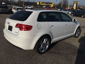 2012 Audi A3 2.0T Pano roof Heated Leather Alloys Kitchener / Waterloo Kitchener Area image 6