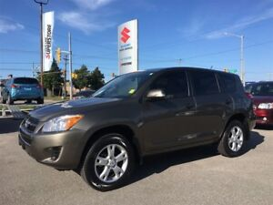 2011 Toyota RAV4 Low Low Km ~Clean, Tight, Well Appointed Unit