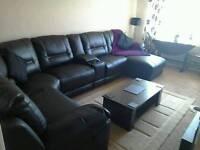 Harvey's hedgemoor corner sofa