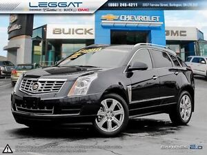 2016 Cadillac SRX AWD Luxury Collection/ 1 OWNER! ONLY 8K! *NAV*